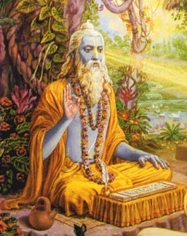 Vyasadeva - the transcriber of the Vedas